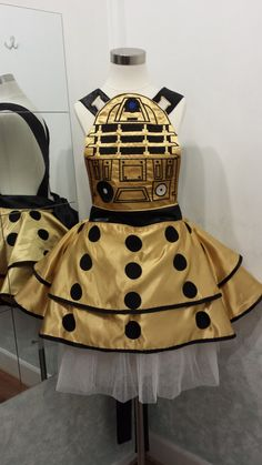 Hey, I found this really awesome Etsy listing at https://www.etsy.com/listing/166783456/exterminate-apron