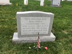 RADM Paul Douglas Buie (1909-1972) - Find A Grave Memorial Veterans Services, Navy Cross, Rear Admiral, National Cemetery, United States Navy, Grave Memorials, Find A Grave, Photo Location, Memories