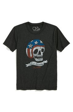 by Chaser  Los Angeles 'Patriot' T-Shirt (Little Boys & Big Boys) available at #Nordstrom