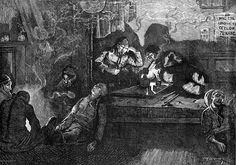 opium dens | opium-smoking-den-london