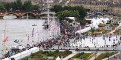 Bordeaux: le programme de la fête du fleuve dévoilé