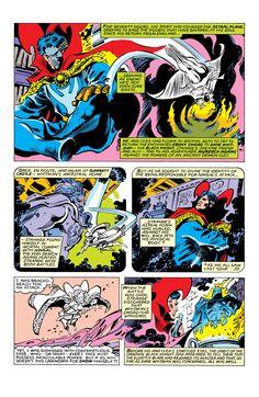 Doctor Strange Masterworks Vol. 8