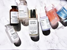 The Complete Serum Edit | Glossier, The Ordinary and Sunday Riley