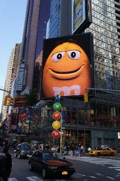 New York, NY: M&M's World