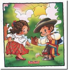 Bailes_Tipicos_1 National Holidays, Mexican Art, Peru, Disney Characters, Fictional Characters, Mexico, Clip Art, Cartoon, Poster