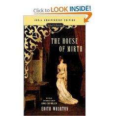 My favorite book by Edith Wharton.  Edith Newbold Jones was born in New York in 1862 and raised among the city's highest society; the elegance, decadence, and strict unwritten rules of behavior of this American aristocracy were to become a central subject of her fiction.  Wharton wrote with a shrewd eye toward the hypocrisy, cruelty, and corruption sometimes evident in the conduct of her social class.
