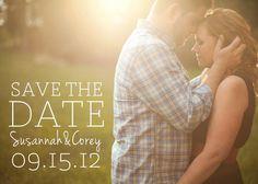 Printable Save the Date  DIY Wedding by sweetpressStudio on Etsy, $10.00