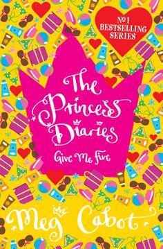 Princess Diaries # 5 Give Me Five