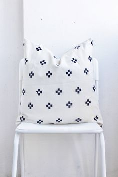 Excited to share this item from my shop: White Indigo Dot Block Print Mudcloth Hmong Pillow Case Pillow Inserts, Pillow Covers, Batik Pattern, Boho Pillows, Backrest Pillow, Indigo, Textiles, Fabric, Design