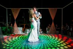 Laura + Brandon | Jellyfish Wedding in Punta Cana Photo By Brent Foster Photography