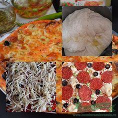 Pizza Diavolo Pizza