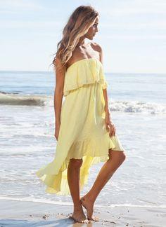 Irregular Long Party Beach Dress $