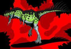 Jurassic Park Rugops by Hellraptor.deviantart.com on @DeviantArt