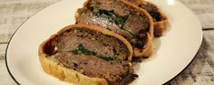 Pizza Dough-Wrapped Meatloaf Recipe by Michael Symon | The Chew - ABC.com