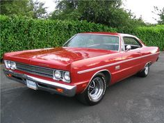 Plymouth fury '69