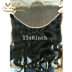 Brazilian Body Wave Lace Frontal Closure 13x6 Virgin Hair Ear To Ear Lace Frontal With Baby Hair Bleached Knots Natural Hairline
