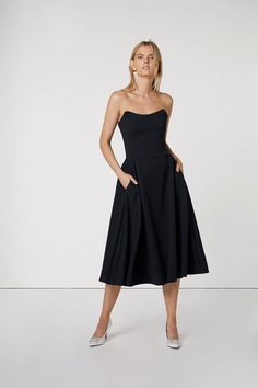 Strapless Dress Formal, Formal Dresses, Fashion, Cloakroom Basin, Dresses For Formal, Moda, La Mode, Fasion, Gowns