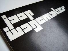Wim Crouwel — Jaap Wagemaker (detail)   Flickr - Photo Sharing!