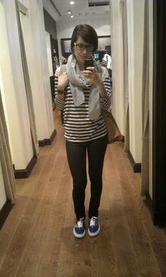 Me at mirror