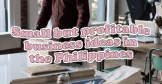Small but profitable business ideas in the Philippines - Chance Business Earn Extra Income, Shopping Places, Find People, Social Media Graphics, Business Ideas, Philippines