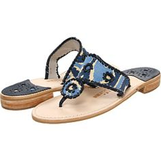 5673ef97e7a9 Jack Rogers Aquarius sandals. Not the most comfortable sandals out there  but oh so summery