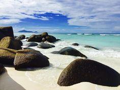 [OC] Silhouette Island Seychelles [3264x2448]