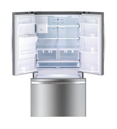 French Door Refrigerator with Bottom-Freezer, includes delivery and hookup Bottom Freezer Refrigerator, Kenmore Refrigerator, Top Freezer Refrigerator, French Door Refrigerator, Apartment Size Refrigerator, Delivery, Kitchen Appliances, Cities, Stainless Steel