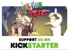 Inside Pete on Kickstarter: https://www.kickstarter.com/projects/1551791595/inside-pete