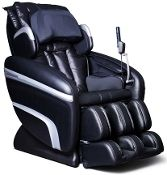 Osaki OS-7200H Heated Reclining Zero Gravity Full Body Massage Chair. Osaki Chair is dedicated to being the value leader in the massage chair industry. Osaki has been devoted to designing and building therapeutic massage devices that are striking in appearance and aesthetically appealing. We believe in the importance of acupressure massage in maintaining well-being of human life. Our goal is to share with the world the benefit of our years of experience, research and innovation in…