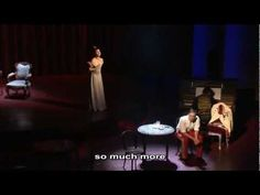 """""""So Viel Mehr"""" or So Much More from the Wildhorn musical Rudolf: Affaire Mayerling. The English translations are too literal, but it's a pretty song anyway"""
