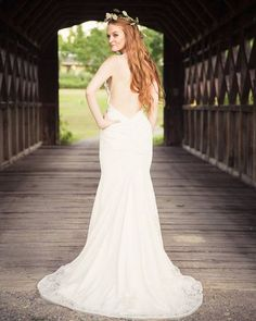 with another great image of 's featured 2017 Bridal, Wedding Styles, Wedding Inspiration, Bohemian, Rustic, Bride, Wedding Dresses, Instagram Posts, Image