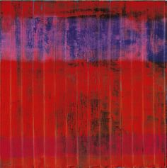 Major Abstract painting by Gerhard Richter to lead Sotheby's Contemporary Art Evening Sale - painting entitled Wall. Gerhard Richter, Robert Motherwell, Cy Twombly, Joan Mitchell, Camille Pissarro, Pablo Picasso, Abstract Expressionism, Abstract Art, Abstract Paintings
