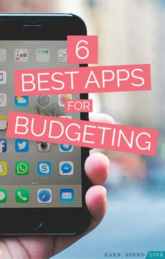 If budgeting is overwhelming, just know you don't have to do it alone. There are several apps for budgeting that can help you stay on top of your finances.