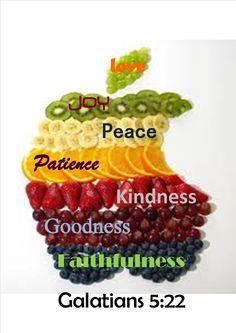 healthy fruit dip recipes fruits of the spirit kjv