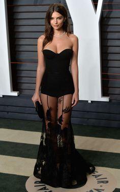 El glamour invade el after party de los premios Oscar : ELLE