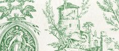 1000 Images About Toile On Pinterest Toile De Jouy Toile Bedding