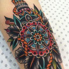 Kirk Jones tattoo