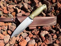 MOSospes - L.T. Wright Handcrafted Knives