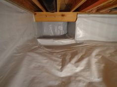 Crawl Space Encapsulation, Basement, Root Cellar, Basements