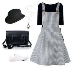 """""""none"""" by nicoleluiseluciano on Polyvore featuring moda, Theory, Converse, The Cambridge Satchel Company e Overland Sheepskin Co."""