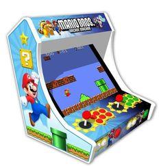 Tuto: Construire un Bartop Arcade 2 joueurs de A à Z
