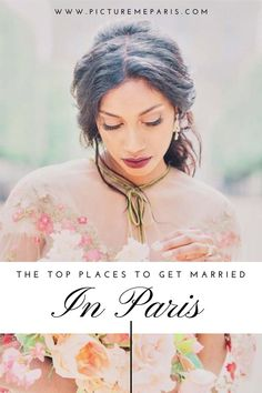 Great places to get married in Paris, there is no shortage of unique and beautiful venues for your Paris wedding and reception. Parisian Wedding Dress, Paris Wedding, French Wedding, Places To Get Married, Got Married, Getting Married, Paris Destination, Destination Weddings, Romantic Paris