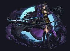 ArtStation - seven knights fanart : teo, park jun seok 7 Knight, Seven Knight, Female Character Design, Character Art, Character Inspiration, Magi Kingdom Of Magic, Fantasy Art Women, Fantasy Pictures, Warrior Girl