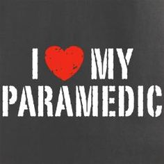 I Love My Paramedic Gifts & Merchandise | I Love My Paramedic Gift Ideas | Unique - CafePress
