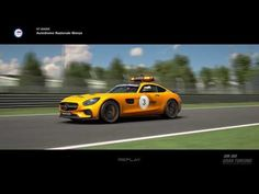 The Mercedes-Benz AMG GT Safety Car is a pace car variant of the Mercedes-AMG GT S The car is a successor to the SLS AMG that ended production in . Mercedes Amg Gt S, Youtube