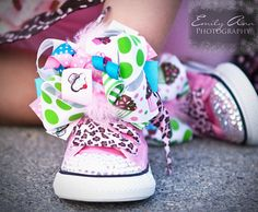 Another DIY idea for bby shoes