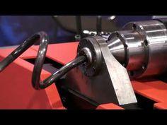 Commercial (Nissin) CNC pipe bender