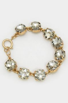 I am wearing this bracelet with the other gold and the silver one today! Get yours at Southern Traditions in Cookeville!