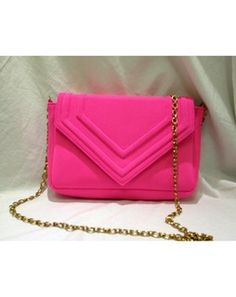 Neon Pink Sling pinkgoldneonpinksling