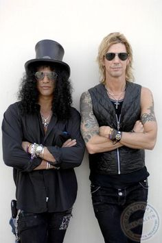 With Duff.